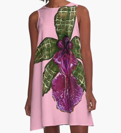 Pinque Purrfection A-Line Dress