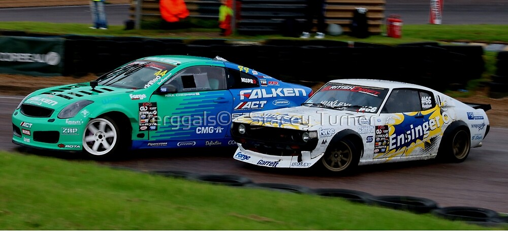 bdc - drift duo by Perggals© - Stacey Turner