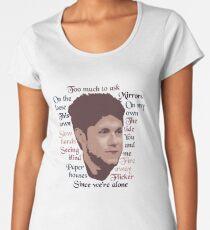 Flicker Women's Premium T-Shirt