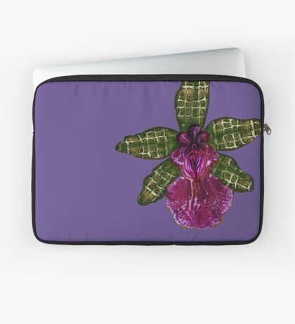 Pinque and Purrple Laptop Sleeve