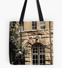 'streetscape' Tote Bag