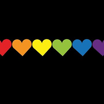 Pride Hearts by faisal02