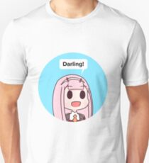 Darling in the Franxx: Zero Two Unisex T-Shirt