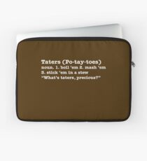 Po-tay-toes! Laptop Sleeve