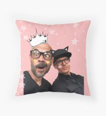 Ghost adventures  Throw Pillow