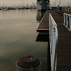 Gem Pier Williamstown by Joe Mortelliti