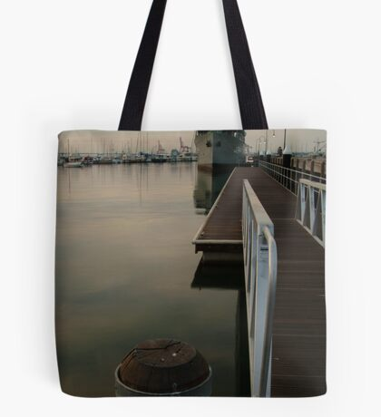 Gem Pier Williamstown Tote Bag