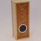 Bluetooth Mini-Tower Speaker_01 by Robert's Woodworking Studio