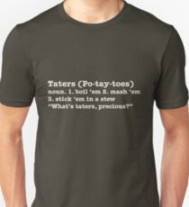Po-tay-toes! Unisex T-Shirt