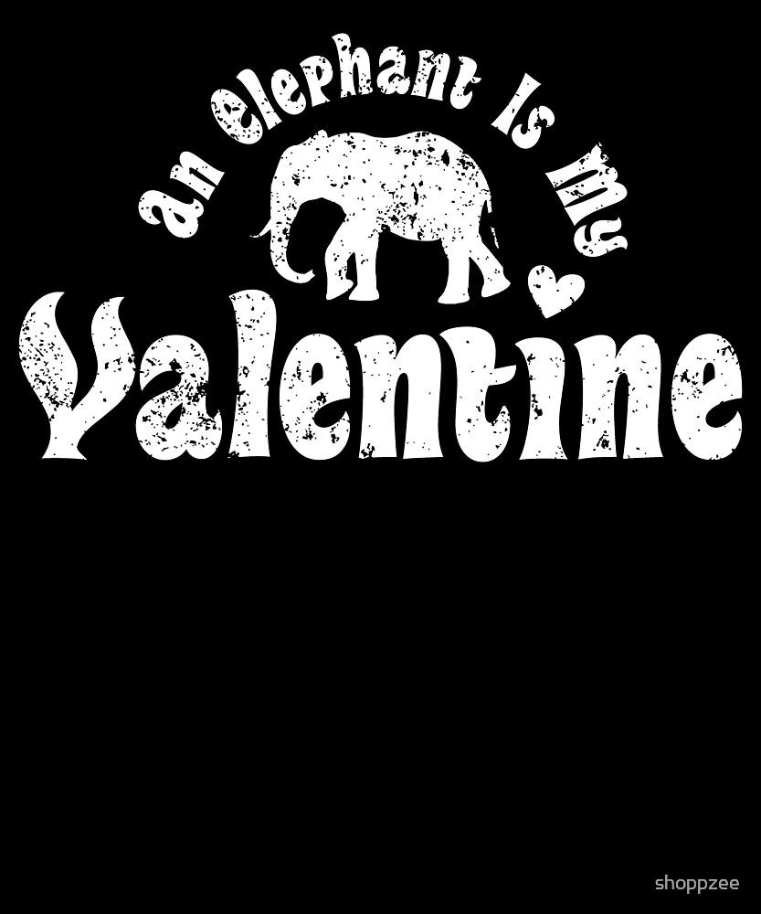 My Anti Valentine Elephant Zoology Zoologist by shoppzee