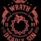 Wrath is my deadly sin by Typhoonic