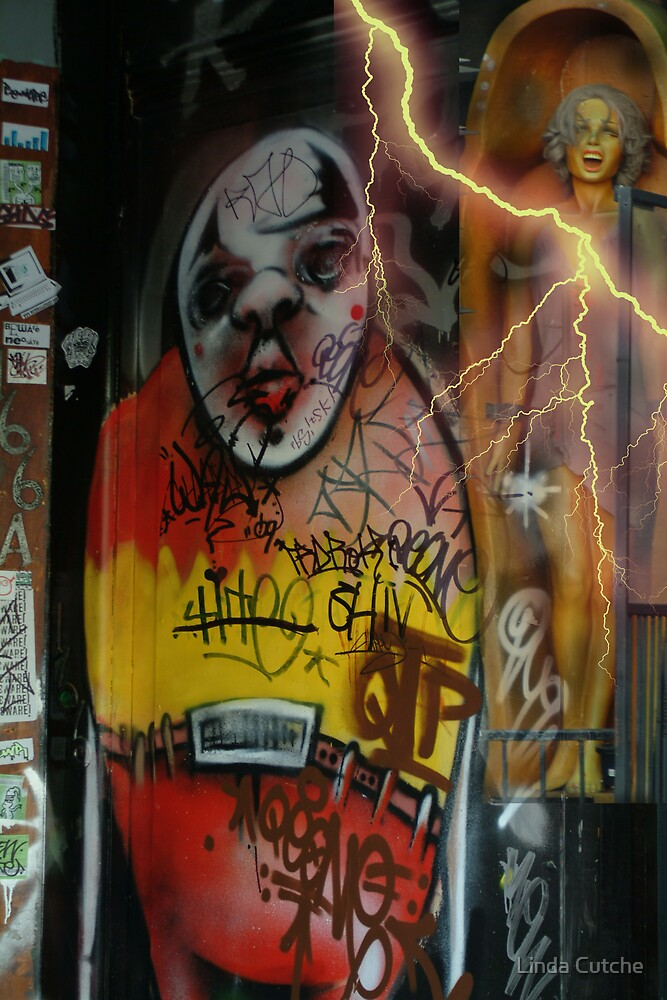 Graffinstein by Linda Cutche