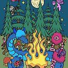 Fireside Chat by Brett Gilbert
