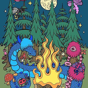 Fireside Chat by bgilbert