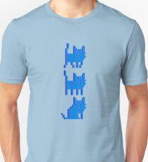 pixel cat 2 Unisex T-Shirt