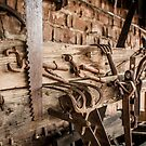 Vintage Tools by Randy Turnbow