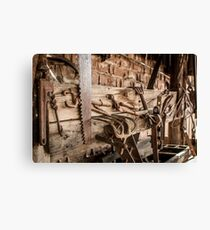Vintage Tools Canvas Print