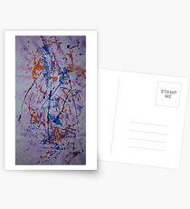 Martin Boisvert - Espace Global avec un 2 litre de lait Postcards