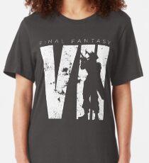 Final Fantasy VII - Minimal Slim Fit T-Shirt