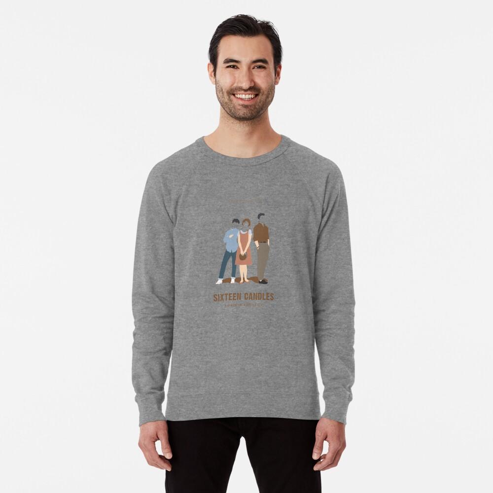 Sechzehn Kerzen Leichtes Sweatshirt