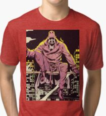 Rorschach  WATCHMEN Tri-blend T-Shirt