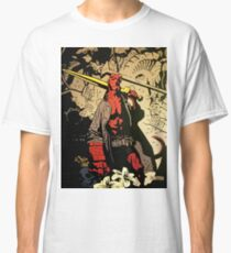 Hellboy The Storm and The Fury Copy Classic T-Shirt