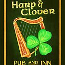 Harp & Clover Pub and Inn by Cleave