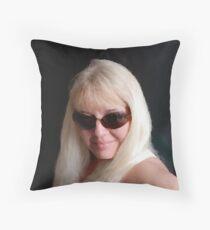 JustMe Throw Pillow