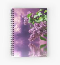 The Tranquil Beauty of Nature Spiral Notebook