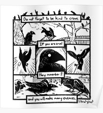 A Lesson in Crows Poster