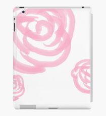 Pink Blooms iPad Case/Skin
