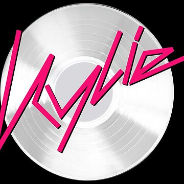 Kylie Minogue - Record (white) by shadoboxer