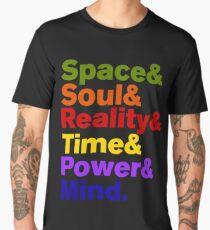 Infinity Stones Colored Men's Premium T-Shirt
