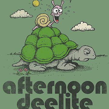 Afternoon Deelite. by metalspud