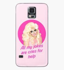 Funda/vinilo para Samsung Galaxy Trixie Mattel Jokes - Rupaul's Drag Race