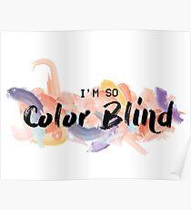 Color Blind Poster