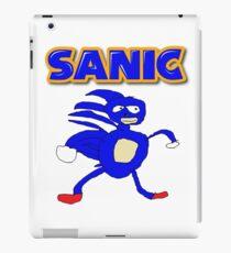 Sega Sanic Hedgehog  iPad Case/Skin