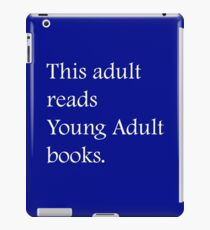 Read Young Adult Books - Fundraiser iPad Case/Skin