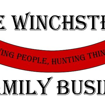The family business, supernatural by OddlyEven