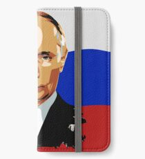 President of Russia WWP iPhone Wallet/Case/Skin