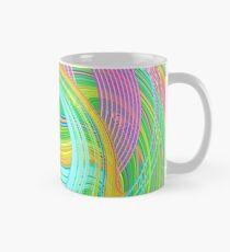 Abstract turning Mug