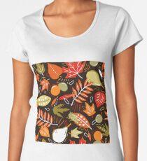 Rustic fall Women's Premium T-Shirt