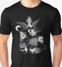 Do Walt Thou Wilt - Baphomet - Creepy Cute Occult Slim Fit T-Shirt