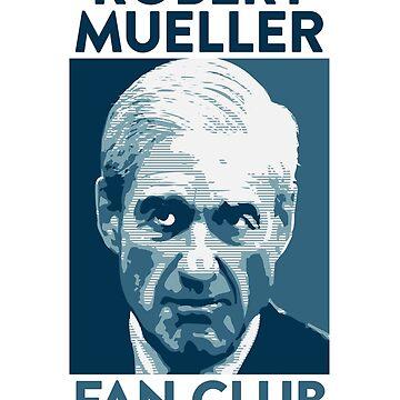 Robert Mueller fan club by Filter