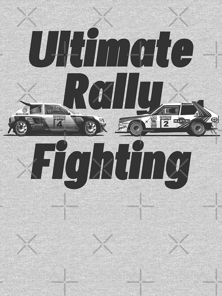 Ultimate rally fighting by purpletwinturbo