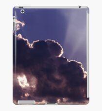 Clouds and Sun Rays iPad Case/Skin