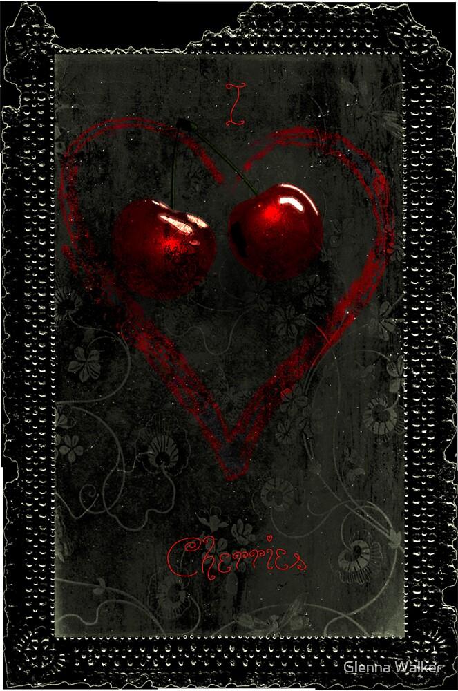 Cherry Love by Glenna Walker