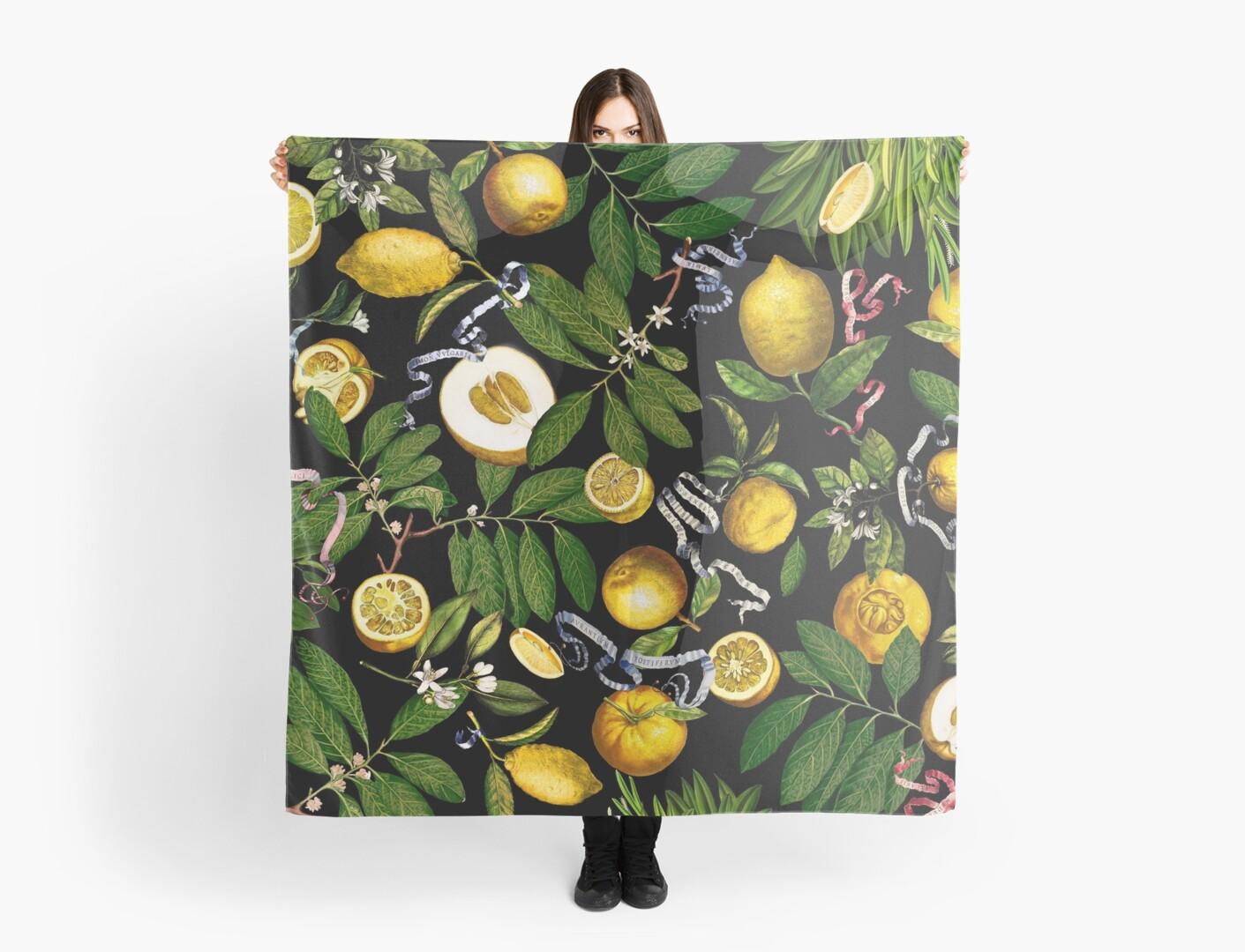 Lemon Tree - Black by fifikoussout
