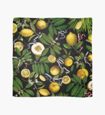 Lemon Tree - Black Scarf