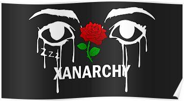 Lil Xan Artwork Xanarchy Poster